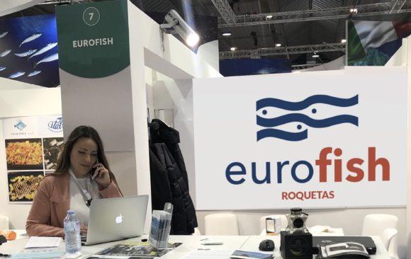 Eurofish Roquetas participa en Seafood Expo Global, la feria más importantes del sector a nivel mundial